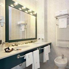 Rege Hotel Сан-Донато-Миланезе ванная