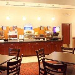 Отель Holiday Inn Express Hotel & Suites Columbus Univ Area - Osu США, Колумбус - отзывы, цены и фото номеров - забронировать отель Holiday Inn Express Hotel & Suites Columbus Univ Area - Osu онлайн питание