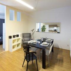 Апартаменты New Town - Apple Apartments в номере