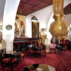 Отель El Minzah Hotel Марокко, Танжер - отзывы, цены и фото номеров - забронировать отель El Minzah Hotel онлайн интерьер отеля фото 2