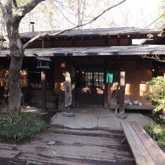 Отель Kurokawa Onsen Oyado Noshiyu Япония, Минамиогуни - отзывы, цены и фото номеров - забронировать отель Kurokawa Onsen Oyado Noshiyu онлайн приотельная территория фото 2