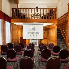 Отель Huntingdon Manor Hotel Канада, Виктория - отзывы, цены и фото номеров - забронировать отель Huntingdon Manor Hotel онлайн помещение для мероприятий