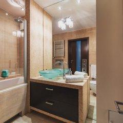 Отель P&O Apartments Arkadia 8 Польша, Варшава - отзывы, цены и фото номеров - забронировать отель P&O Apartments Arkadia 8 онлайн ванная фото 2
