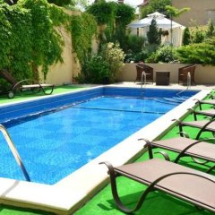 Гостиница Променада бассейн фото 2