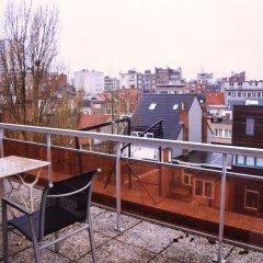 Апартаменты City Apartments Antwerp балкон