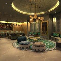 Отель Fairmont Ajman гостиничный бар