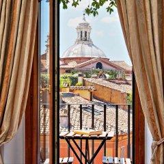 Отель Terrazze Navona Италия, Рим - отзывы, цены и фото номеров - забронировать отель Terrazze Navona онлайн балкон