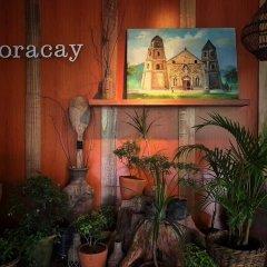 Отель Flora East Resort and Spa Филиппины, остров Боракай - отзывы, цены и фото номеров - забронировать отель Flora East Resort and Spa онлайн интерьер отеля фото 3
