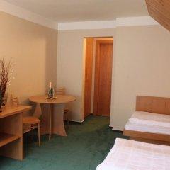 Отель POPELKA Прага комната для гостей