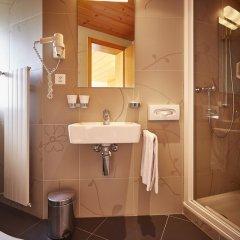 Отель Landhaus Швейцария, Занен - отзывы, цены и фото номеров - забронировать отель Landhaus онлайн ванная фото 2