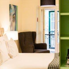 Отель Monte Belvedere Hotel by Shiadu Португалия, Лиссабон - отзывы, цены и фото номеров - забронировать отель Monte Belvedere Hotel by Shiadu онлайн удобства в номере фото 2