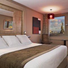 Отель Melia Madrid Princesa комната для гостей фото 2