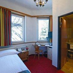 Отель Waldhaus am See Швейцария, Санкт-Мориц - отзывы, цены и фото номеров - забронировать отель Waldhaus am See онлайн комната для гостей фото 2