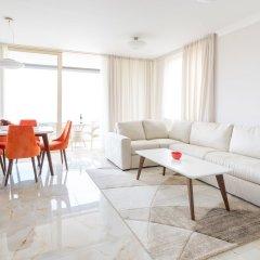 Отель Kaliman Villa Lux Черногория, Тиват - отзывы, цены и фото номеров - забронировать отель Kaliman Villa Lux онлайн комната для гостей фото 3