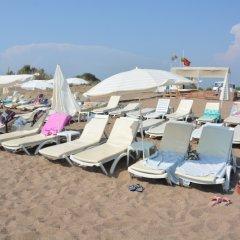 Hotel Dream Of Side пляж фото 2