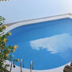 Отель Villa With 7 Bedrooms in Conil de Frontera, With Private Pool, Enclosed Garden and Wifi - 900 m From the Beach Кониль-де-ла-Фронтера бассейн фото 2