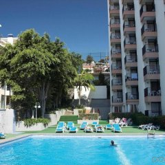 Отель Dorisol Buganvilia Португалия, Фуншал - отзывы, цены и фото номеров - забронировать отель Dorisol Buganvilia онлайн бассейн фото 2