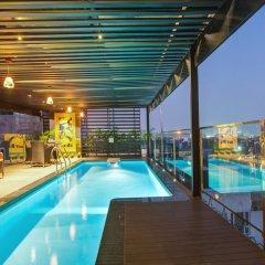 Golden Lotus Luxury Hotel бассейн