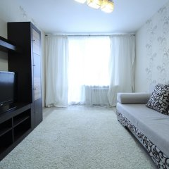 Апартаменты Flats of Moscow Apartment on Yuzhnaya комната для гостей фото 2