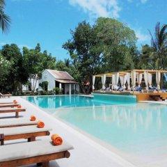 Отель Samui Palm Beach Resort Самуи бассейн фото 3