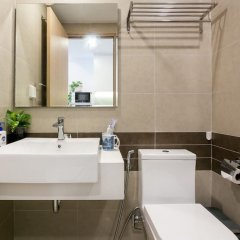 Отель MT Rivergate ванная