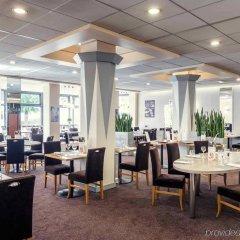 Отель Mercure Paris Porte d'Orléans Франция, Монруж - отзывы, цены и фото номеров - забронировать отель Mercure Paris Porte d'Orléans онлайн питание фото 2