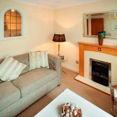 Отель St. Giles Apartments Великобритания, Эдинбург - отзывы, цены и фото номеров - забронировать отель St. Giles Apartments онлайн комната для гостей фото 4