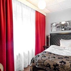 Отель First Norrtull Стокгольм комната для гостей фото 2