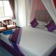 Отель Sawasdee Pattaya комната для гостей фото 3