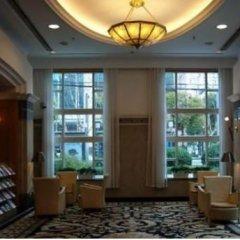 Shanghai Rich Garden Hotel интерьер отеля фото 3