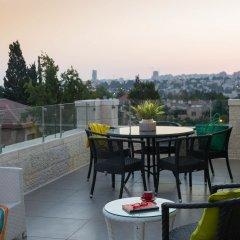 Rafael Residence Израиль, Иерусалим - отзывы, цены и фото номеров - забронировать отель Rafael Residence онлайн балкон