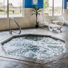 Отель Comfort Suites East Broad at 270 США, Колумбус - отзывы, цены и фото номеров - забронировать отель Comfort Suites East Broad at 270 онлайн бассейн фото 3