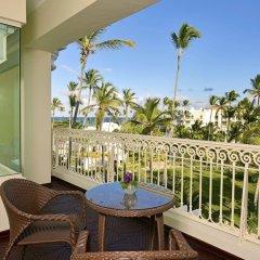 Отель Iberostar Grand Bavaro Adults Only - All Inclusive Доминикана, Пунта Кана - отзывы, цены и фото номеров - забронировать отель Iberostar Grand Bavaro Adults Only - All Inclusive онлайн балкон