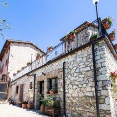 Отель Il Castello Di Perchia Сполето с домашними животными