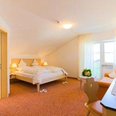 Отель Wohlfuhlhotel Mei Auszeit Плаус комната для гостей фото 3