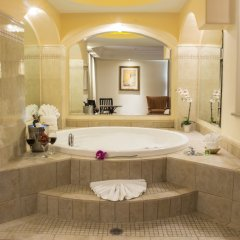 Hotel Ticuán ванная