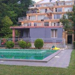 Отель Apart Hotel Eden Болгария, Генерал-Кантраджиево - отзывы, цены и фото номеров - забронировать отель Apart Hotel Eden онлайн бассейн фото 3