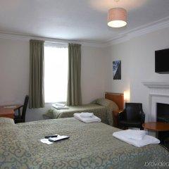 Hedley House Hotel комната для гостей