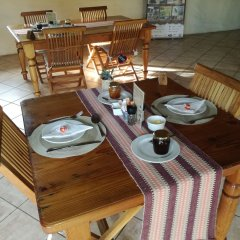 Отель Chrislin African Lodge питание