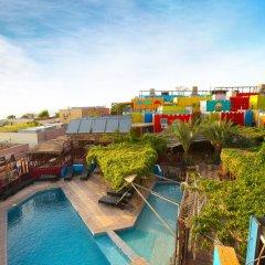 Отель Bedouin Garden Village бассейн фото 2