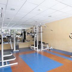 Hotel Oasis Park фитнесс-зал фото 3