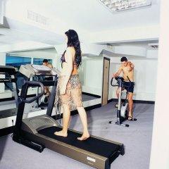 Himeros Life Hotel - All Inclusive фитнесс-зал