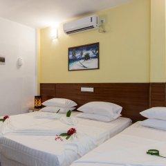 Отель Liberty Guest House Maldives 3* Номер Делюкс с различными типами кроватей фото 5
