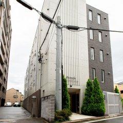 Отель Tsudoi Inn Fukuoka 1 парковка