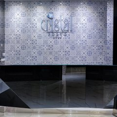 Hotel Cristal Porto интерьер отеля