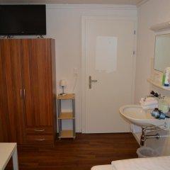 Отель Frieden Швейцария, Давос - отзывы, цены и фото номеров - забронировать отель Frieden онлайн ванная