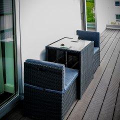 Отель Kreis Residenz Мюнхен балкон
