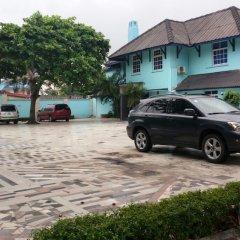 Primal Hotel Apapa парковка