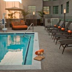 Отель The Orlando США, Лос-Анджелес - отзывы, цены и фото номеров - забронировать отель The Orlando онлайн бассейн фото 3