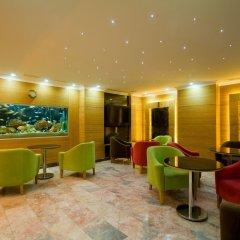 New Sed Bosphorus Hotel интерьер отеля